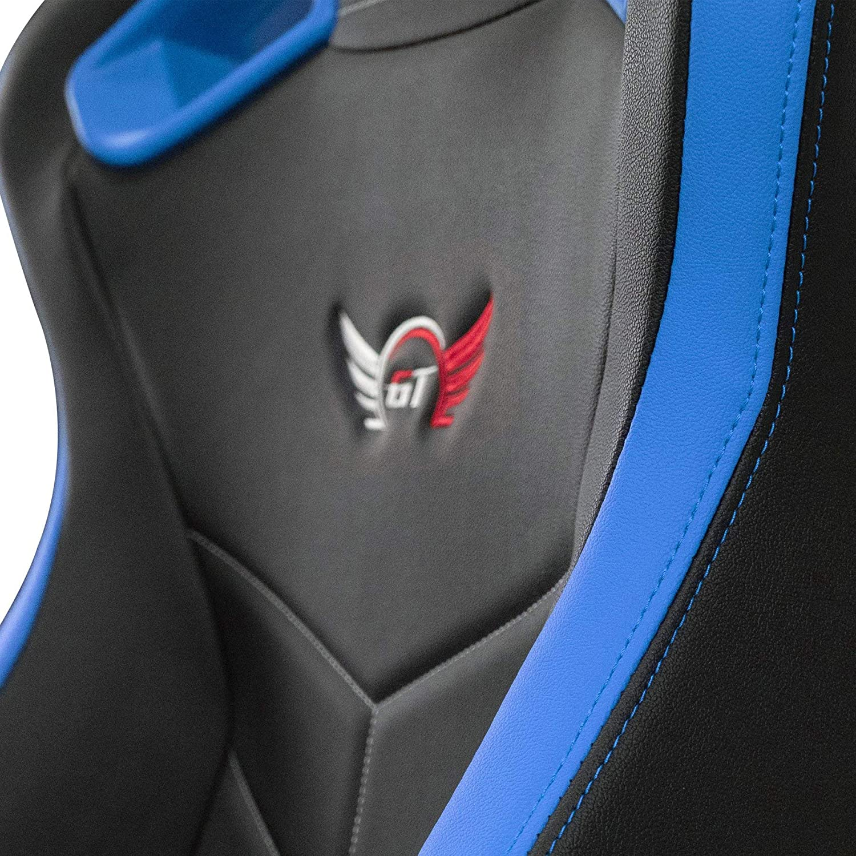 La chaise GT OMEGA Sport Sedia da Gioco est parfaite pour les pro gamers